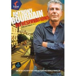 Anthony Bourdain: No Reservations - Collection 5 - Part 2 (DVD 2010)