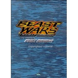 Beast Wars Transformers: Complete First Season Boxed Set (DVD 1996)