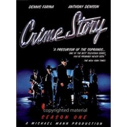 Crime Story: Season One (DVD 1988)