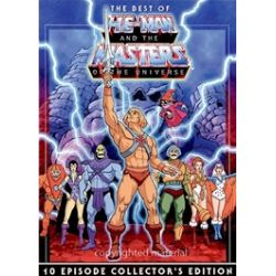 Best Of He-Man And The Masters Of The Universe, The (DVD 1985)
