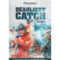 Deadliest Catch: Season 5 (DVD 2009)