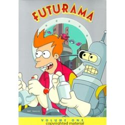 Futurama: Volume 1 (DVD 1999)