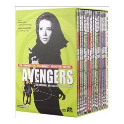 Avengers, The: The Complete Emma Peel Megaset Collector's Edition (DVD 1965)