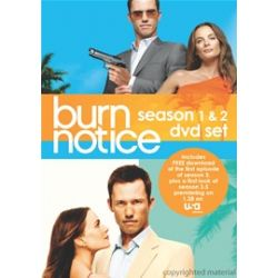 Burn Notice: Seasons One & Two (DVD 2007)