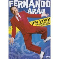 Fernando Arau: En Vivo (DVD 1994)