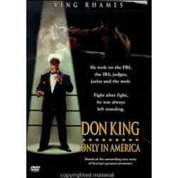 Don King: Only In America (DVD 2002)