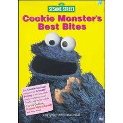 Cookie Monster's Best Bites (DVD 2004)
