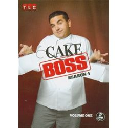 Cake Boss: Season 4 - Vol. 1 (DVD 2011)