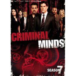Criminal Minds: The Seventh Season (DVD 2011)