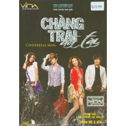 Chang Trai A Tai (Cinderella Man) (DVD 2011)
