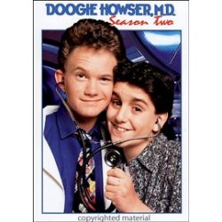 Doogie Howser M.D. Season Two (DVD 1990)