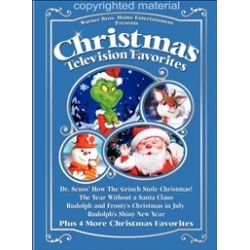 Christmas Television Favorites (DVD)