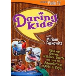 Daring Kids With Miriam Peskowitz (DVD 2009)