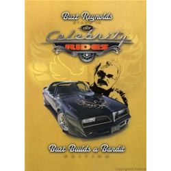 Celebrity Rides: Burt Builds A Bandit (DVD 2007)