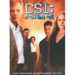 CSI: Miami - The Complete Seasons 1 - 8 (DVD 2002)
