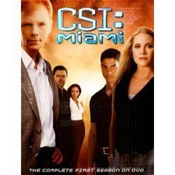CSI: Miami - The Complete Seasons 1 - 6 (DVD 2008)