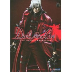 Devil May Cry: Complete Collection (DVD 2008)