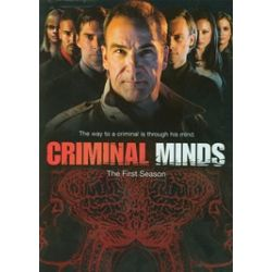 Criminal Minds: The Complete Seasons 1 - 5 (DVD 2005)