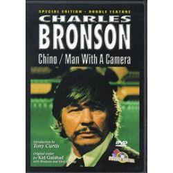 Charles Bronson: Chino & Man with a Camera (DVD 1998)