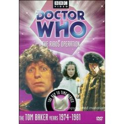 Doctor Who: The Ribos Operation (DVD 1981)