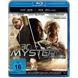 Film: Mysteria - 3D  von Lucius C. Kuert mit Robert Miano, Billy Zane, Danny Glover
