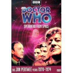 Doctor Who: Spearhead From Space (DVD 1970)