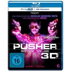 Film: Pusher - 3D  von Luis Prieto mit Richard Coyle, Bronson Webb, Agyness Dean, Zlatko Buric, Bill Thomas