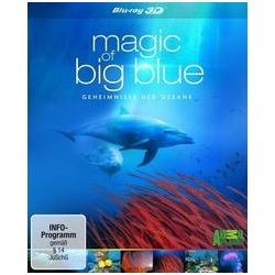 Film: Magic of Big Blue - 3D  von Darek Sepilo