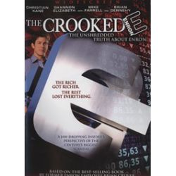 Crooked E: The Unshredded Truth About Enron (DVD 2003)