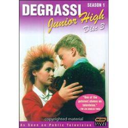 Degrassi: Junior High - Season 1, Disc 3 (DVD 1987)