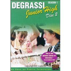 Degrassi: Junior High - Season 1, Disc 2 (DVD 1987)