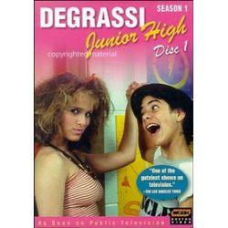 Degrassi: Junior High - Season 1, Disc 1 (DVD 1987)