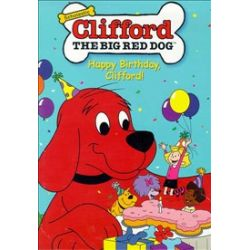 Clifford: Happy Birthday Clifford!/ Puppy Love (DVD 2002)
