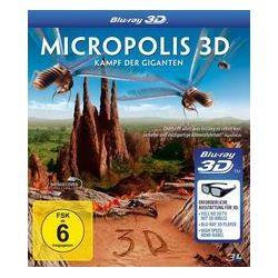 Film: Micropolis - 3D  von Philippe Calderon von Film