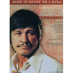 Charles Bronson Collection (Collectable Tin) (DVD 1971)