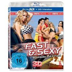Film: Fast and Sexy - 3D  von Moli mit Anna, Virgine, Sidney Love