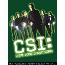 CSI: Crime Scene Investigation - The Complete Seasons 1 - 8 (DVD)