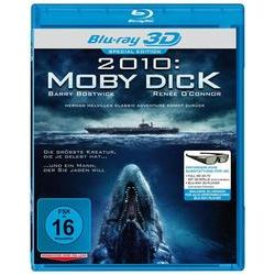 Film: Moby Dick - 3D  von Herman Melville, Paul Bales von Trey Stokes mit Jay Gillespie, Adam Grimes, Renee O`Connor, Barry Bostwick