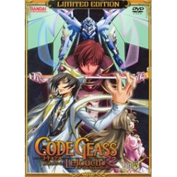 Code Geass Lelouch Of The Rebellion R2: Part 4 - Limited Edition (DVD 2006)