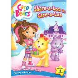 Care Bears: Adventures In Care-A-Lot - Share-A-Lot In Care-A-Lot (DVD 2007)
