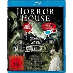 Film: Horror House-3D (Uncut Version)  von Mark Atkins mit Lira Kellerman, Michael Holmes, Patty Roberts