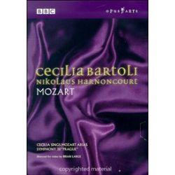 Cecilia Bartoli / Nikolaus Harnoncourt: Cecilia Sings Mozart (DVD 1996)