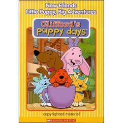 Clifford's Puppy Days: New Friends/Little Puppy, Big Adventures (DVD 2004)