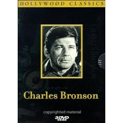 Charles Bronson: Cabo Blanco / U.S. Marshal / Chino / Man With A Camera/ Lola-The Witness (3 DVD Set) (DVD 1958)