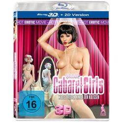 Film: Burlesque Cabaret Girls - 3D  von Moli mit Angel Dark, Julie Silver