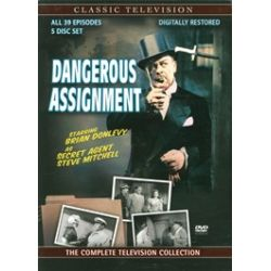 Dangerous Assignment Complete Collection (DVD 1952)