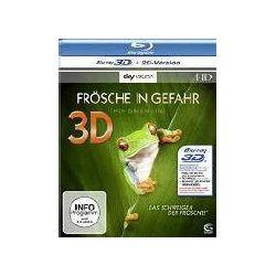 Film: Frösche in Gefahr - Thin Green Line - 3D