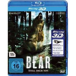 Film: Bear - Stell dich tot - 3D  von Ethan Wiley, Roel Reiné von John Rebel mit Katie Lowes, Mary Alexandra, Brendan Michael Coughlin, Patrick Scott Lewis, Bill Rampley