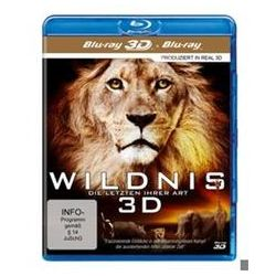 Film: Wildnis 3D-Die Letzten ihrer Art  von Sebastian Lange, Timo Joh, Mayer mit Sebastian Lange, Timo Johannes Mayer