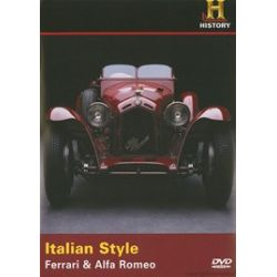 Dream Machines, The: Italian Style - Ferrari And Alfa Romeo (DVD)